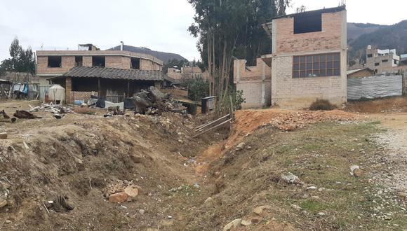 Las quebradas han sido categorizado como zonas críticas con inundaciones, erosión fluvial y deslizamientos; sujetos a activarse ante lluvias excepcionales y sismos de gran magnitud (Foto: Ingemmet)