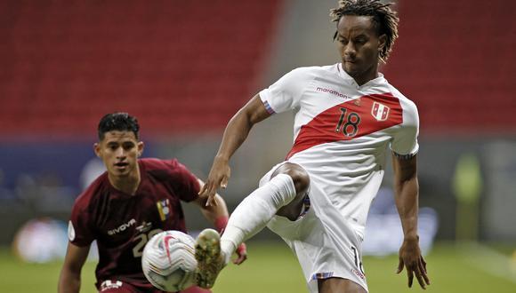 Perú vs Venezuela se enfrentan este domingo por las Eliminatorias Qatar 2022 (Foto: AFP)