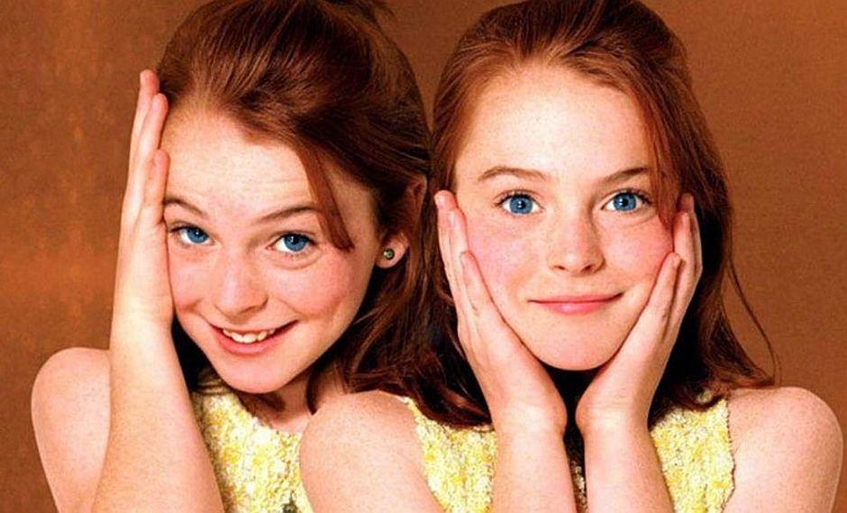 Lindsay Lohan y sus cambios físicos a lo largo de su carrera actoral
