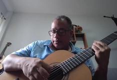 Brasil: Ciudadano convierte restos de incendios en instrumentos musicales