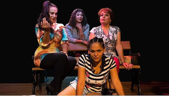 """Obra teatral """"Cuatro mujeres"""" se estrena en Miraflores"""