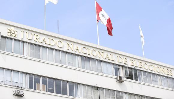 El presidente del JNE, Jorge Luis Salas Arenas, anunció que las audiencias de votos impugnados serán públicas.  (Foto: archivo GEC)