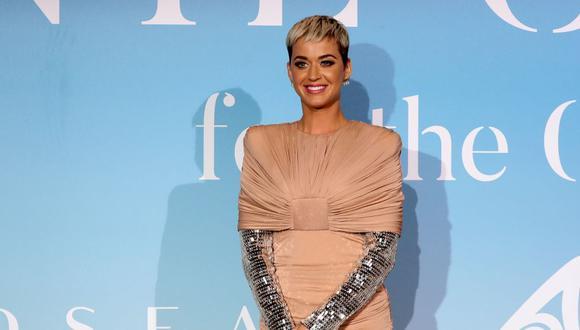 """Katy Perry y Aitana unen sus voces en """"Resilient"""", una colaboración única. (Foto:  AFP)"""