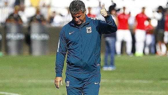 """Pablo Bengoechea: """"Hay que mejorar mucho"""""""