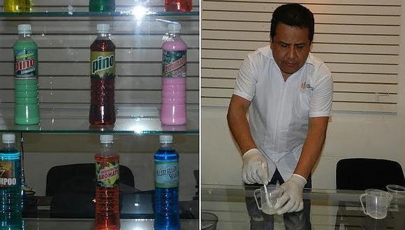 Negocio familiar: ¿Sabes cómo hacer un desinfectante casero?