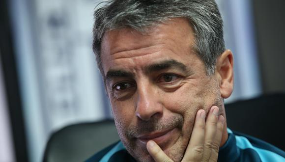 Pablo Bengoechea dedicó mensaje a Alianza Lima antes de arrancar la Liga 1. (Foto: GEC)