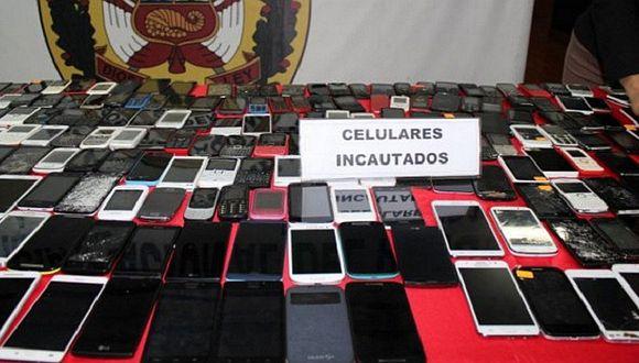 ¡Cuidado con celulares robados! Sistema detectará al toque teléfonos manipulados