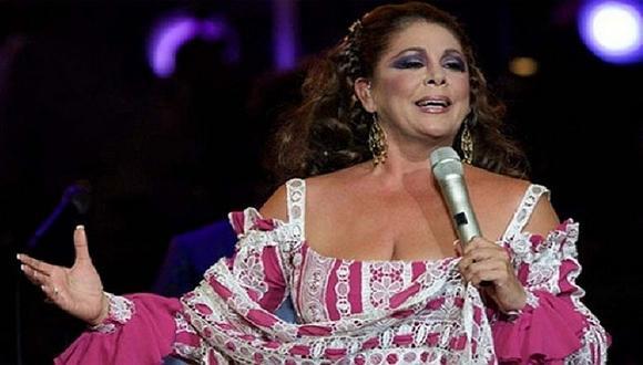 ¡Anuncia regreso! Isabel Pantoja vuelve al Perú con exitosa composición de Juan Gabriel