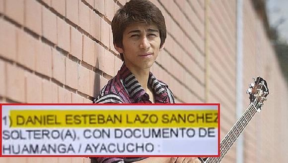 ¡Qué fuerte! Esposa de Daniel Lazo hace esta grave denuncia en su contra (VIDEO)