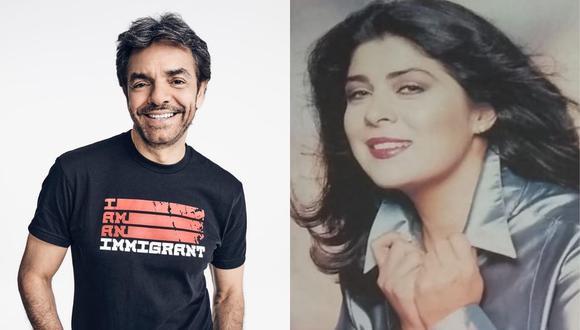 victoriaruffoEugenio Derbez explica por qué hace comentarios y bromas sobre  Victoria Ruffo. (Foto: @ederbez/@victoriaruffo)
