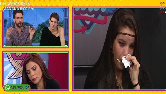 Milena Zárate realiza bello gesto pese a discusiones con Greysi Ortega (VIDEO)