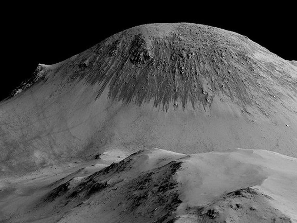 Marte: ¿Cómo es la zona donde la NASA halló agua? [VIDEO]