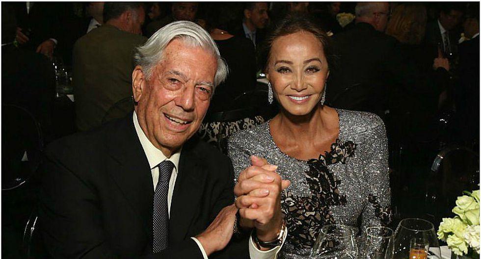 Mario Vargas Llosa e Isabel Preysler revelan cómo es su convivencia