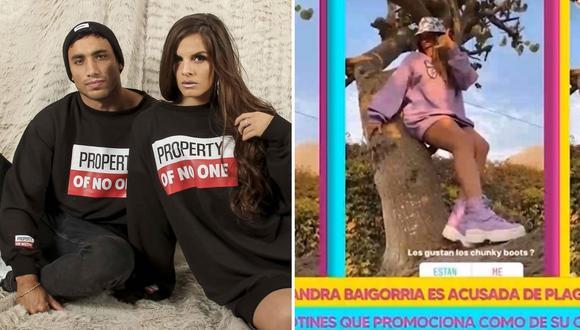 Fotos: Instagram Alejandra Baigorria ropa | Willax TV