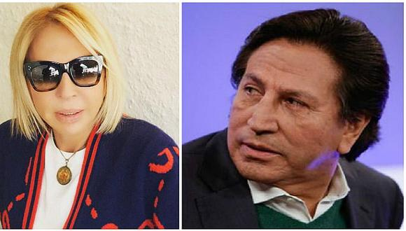 Alejandro Toledo: Laura Bozzo le dice su vida por caso Odebrecht