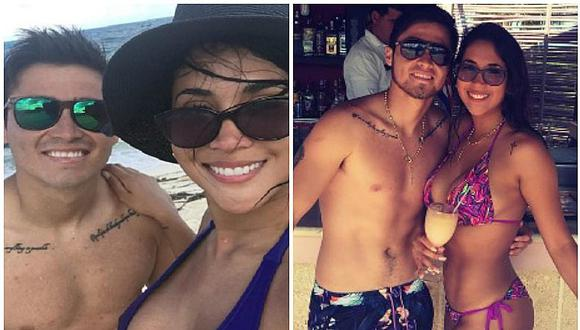Melissa Paredes: así de espectacular es su luna de miel con Rodrigo Cuba (FOTOS)