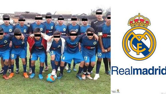 Real Madrid envía emotivo comunicado por niños futbolistas que murieron en Chachapoyas