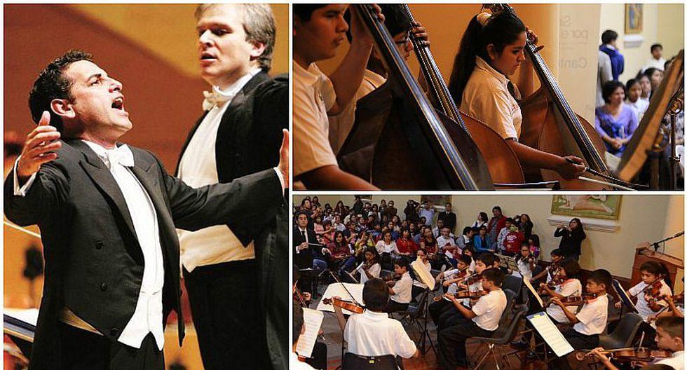 Navidad 2016: Sinfonía por el Perú ofrecerán espectacular concierto