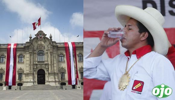 Pedro Castillo se reunirá con Francisco Sagasti en Palacio de Gobierno HOY a las 4 p.m.