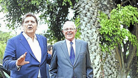 Alan García y PPK serán investigados por corrupción