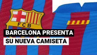 Messi no apareció en las fotos de la nueva camiseta del Barcelona