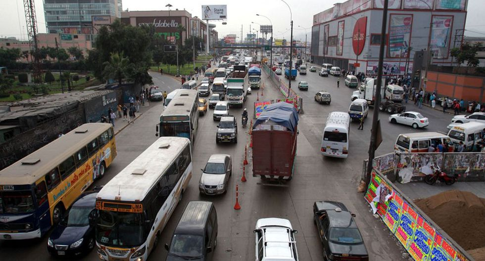 Aplazan cierre de la Carretera Central por obras de la Línea 2 del Metro