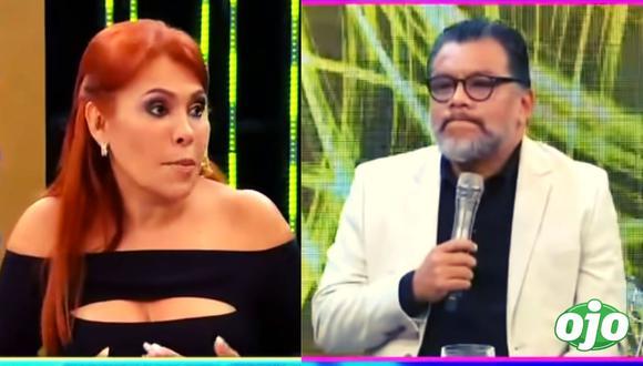 CAPTURA: MAGALY TV LA FIRME