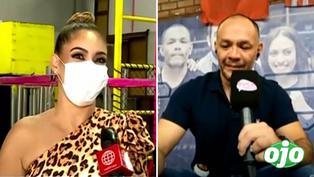 """Tilsa Lozano le hace fuerte advertencia a Jackson Mora: """"Él sabe que si hace algo malo, al toque va a salir"""""""
