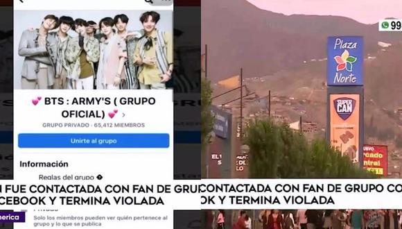 Joven fan de BTS fue ultrajada tras ser captada por redes sociales en Independencia (VIDEO)