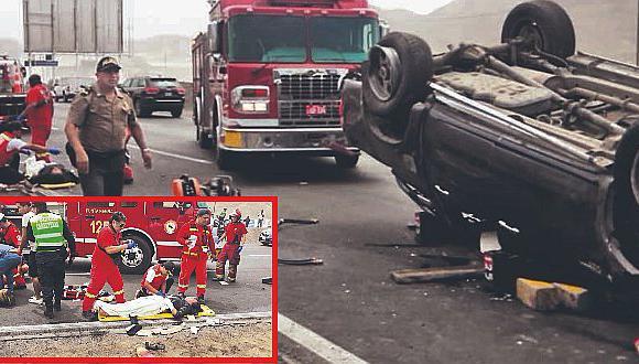 Semana Santa se lleva 9 vidas en accidentes fatales