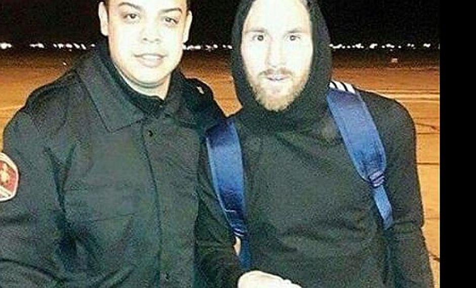 Lionel Messi se va de Argentina en silencio para comenzar sus vacaciones