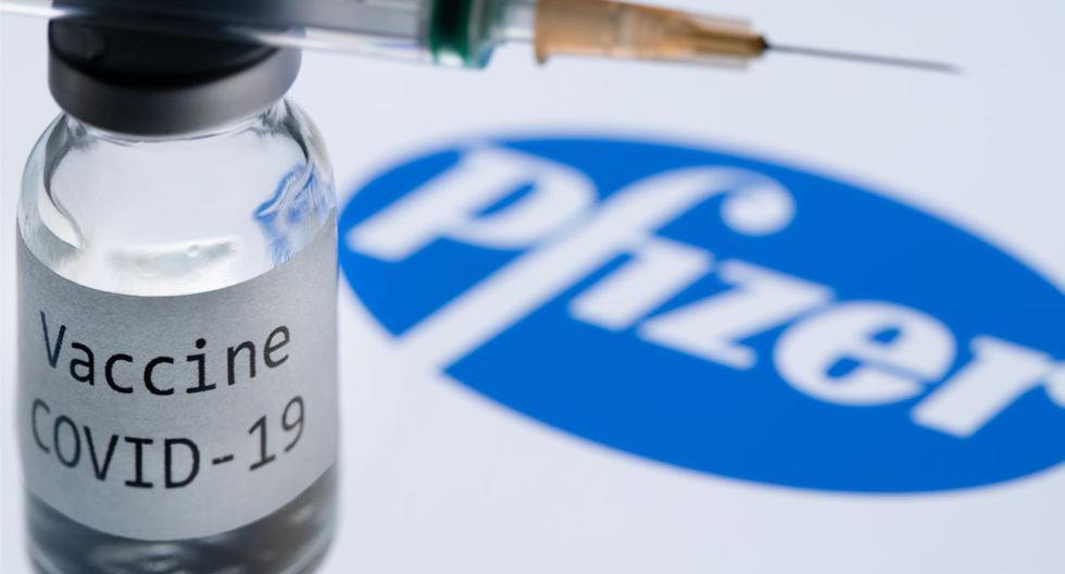México firma acuerdo con Pfizer para comprar 34,4 millones de vacunas contra el coronavirus. (Foto: JOEL SAGET / AFP).