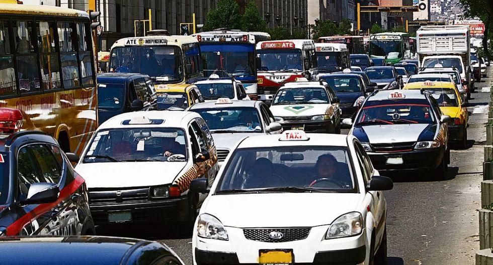 40% de conductores intervenidos no cuentan con revisión técnica