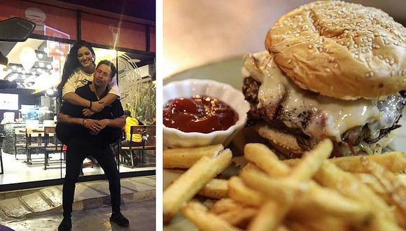 Michelle Soifer inaugura local de hamburguesas e infiltrados muestran los precios de su carta