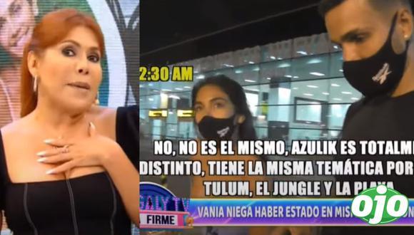 Fotos y videos: Magaly TV La firme | ATV