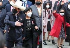 Lilia Paredes: revelan por qué la primera dama llevó ese look