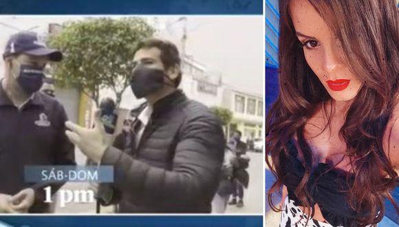 Foto y video: América TV | Instagram Alejandra Baigorria