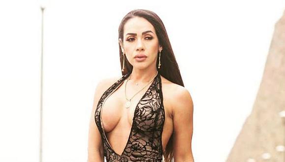 ¿Dorita Orbegoso recurrió al photoshop para lucir más delgada? [FOTO]