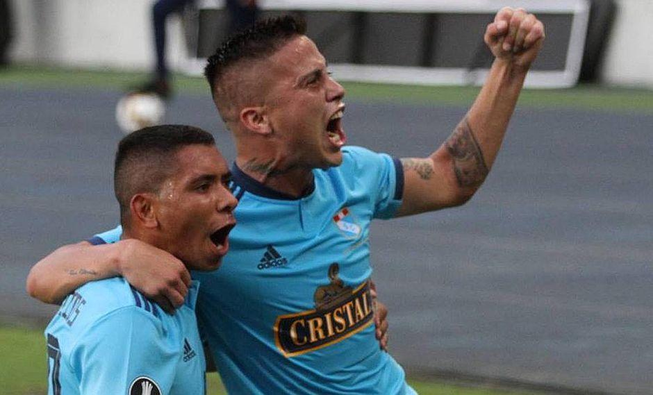 Copa Sudamericana: Cristal vence 0-3 en su visita a Unión Española (VIDEO)