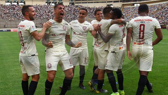 Universitario de Deportes vence 1-0 a Carlos Manucci