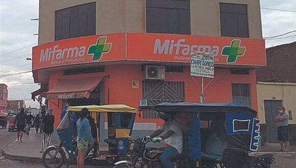 Los 'marcas' aprovecharon que el hombre empresario se estacionó en los exteriores de una farmacia para perpetrar el atraco. (Foto: GEC)