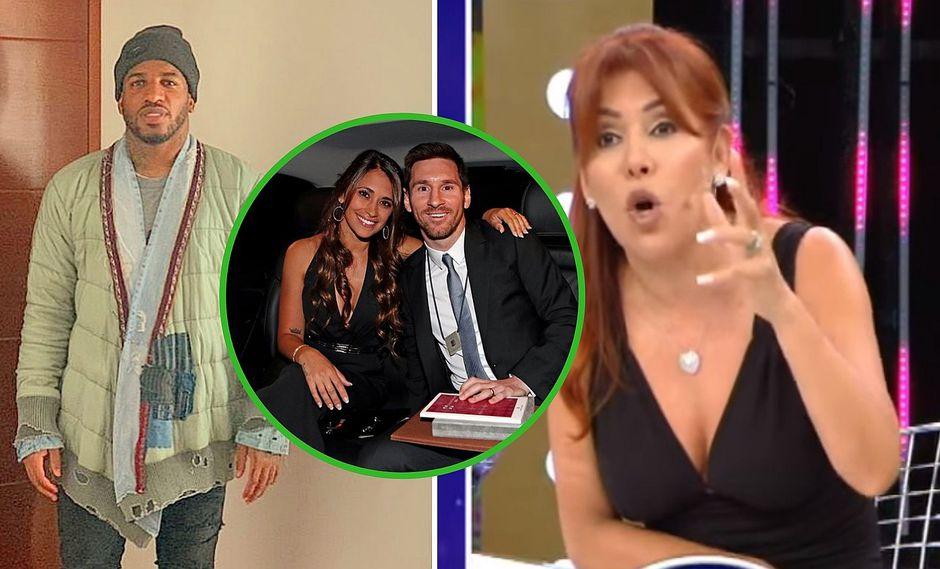 "Magaly Medina ""cuadra"" a Jefferson Farfán por demandarla: ""ni Messi se molesta""│VIDEO"