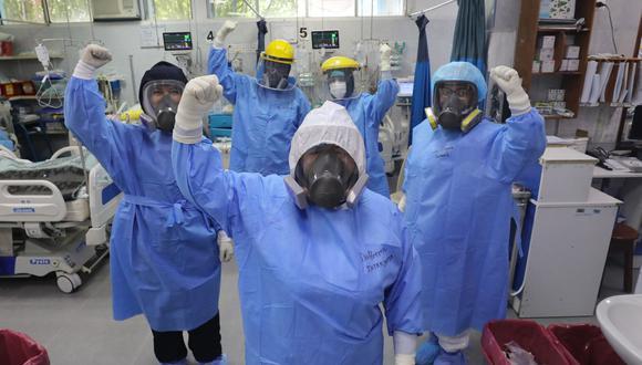 Loreto: A la fecha, el Hospital Regional de Loreto no registra pacientes hospitalizados por coronavirus. (Foto: Difusión)
