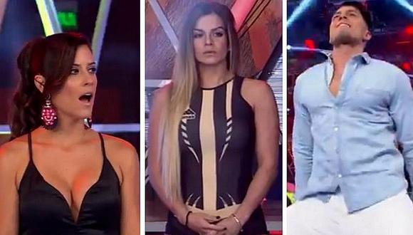 EEG: Alejandra Baigorria no esperó el ingreso de Ignacio Baladán a reality