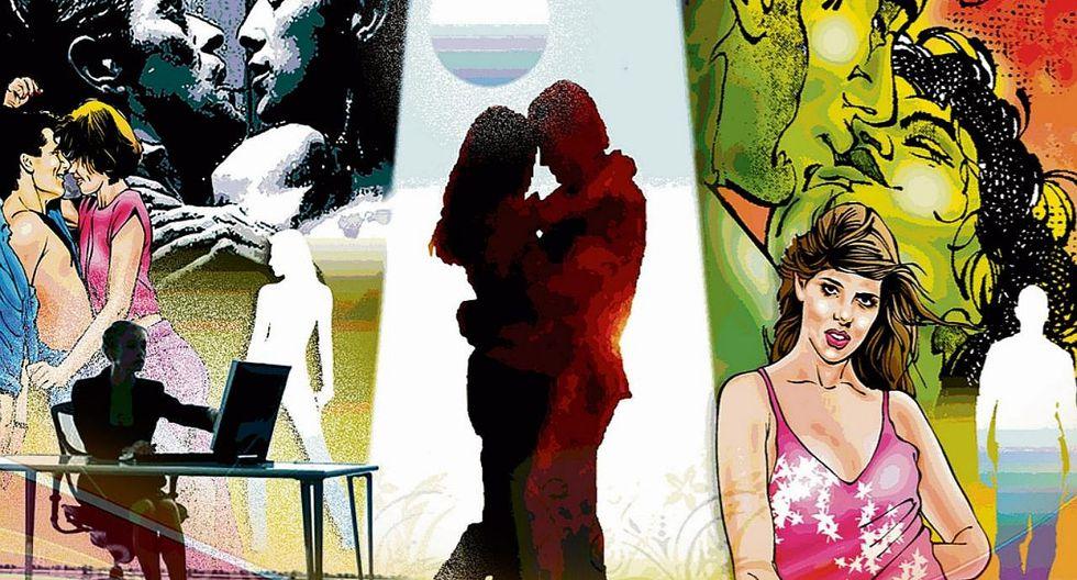 Nunca puede estar soltera: mi amiga termina una relación para empezar otra