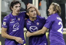 Italia sufre por el coronavirus y Juan Manuel Vargas recordó su pasó por el fútbol de ese país [FOTO]