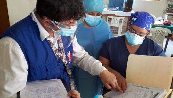 Según la Defensoría, en febrero se realizaron 58 atenciones y 14 referencias médicas de los afectados con arsénico en el Hospital Regional de Lambayeque. (Foto: Difusión)