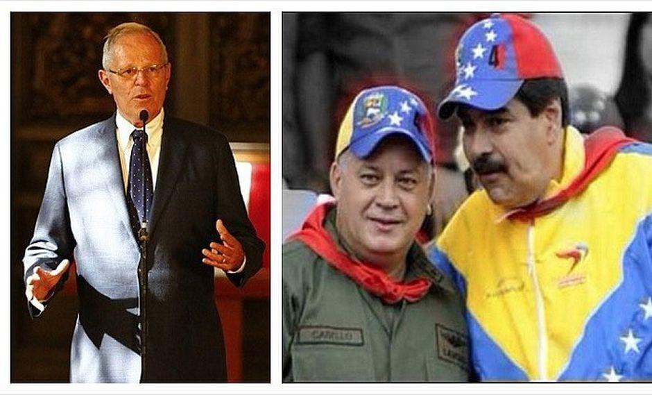 Régimen venezolano celebra renuncia de Pedro Pablo Kuczynski y esperan verlo preso