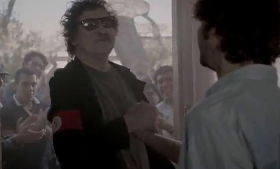 Charly García y fanático del River, juntos en comercial de TV