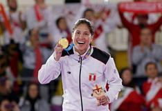 Alexandra Grande se emociona desde Perú al ver inauguración de Tokio 2020